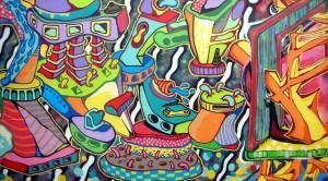 Murale Graffiti